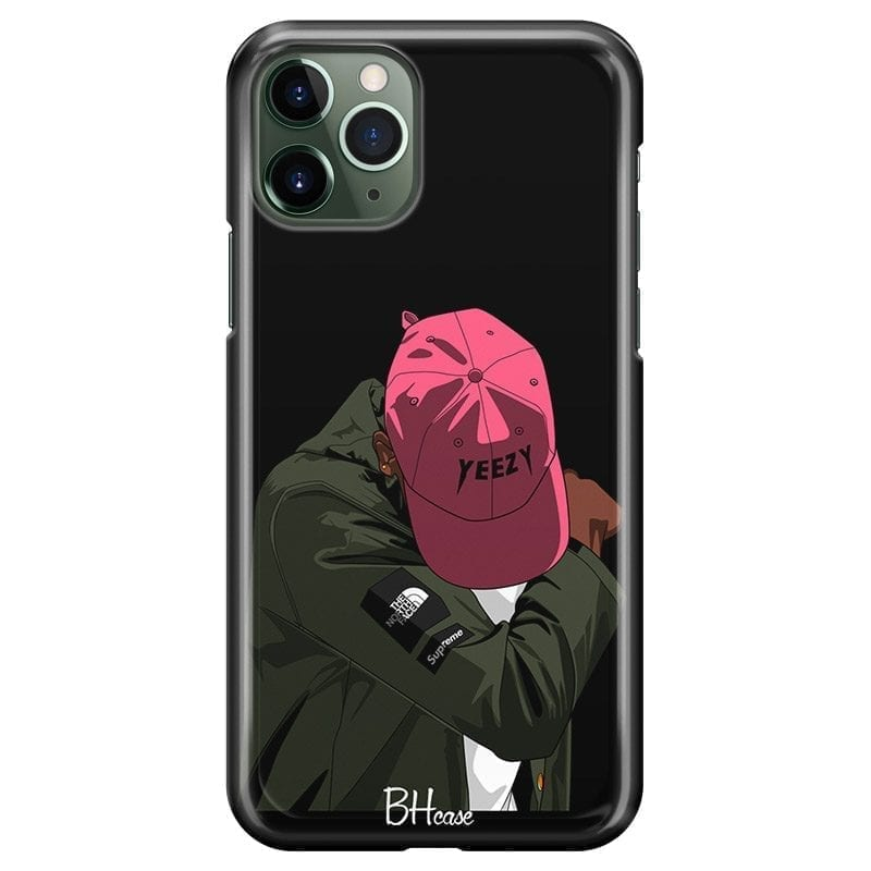 Supreme Faded Yeezy Boy Coque iPhone 11 Pro Max
