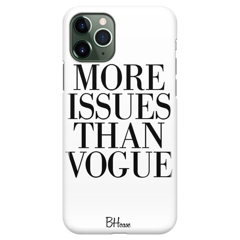 Vogue Quote Coque iPhone 11 Pro Max