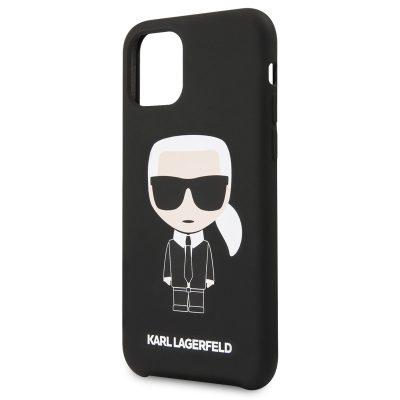 Karl Lagerfeld Iconic Black Coque iPhone 11