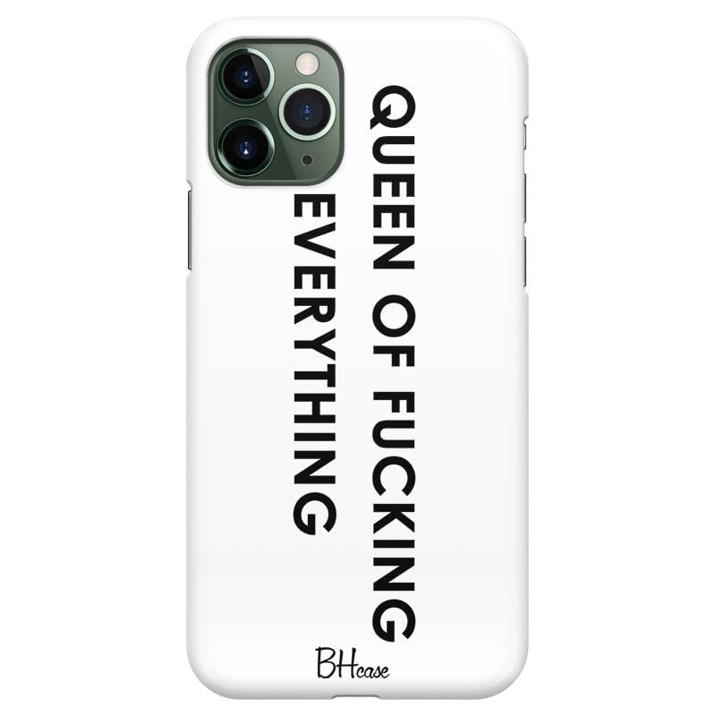 Queen Of Everything Coque iPhone 11 Pro Max