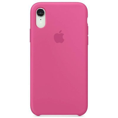 Apple Dragon Fruit Silicone Coque iPhone XR