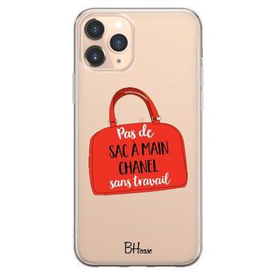 Pas De Sac À Main Chanel Sans Travail Coque iPhone 11 Pro