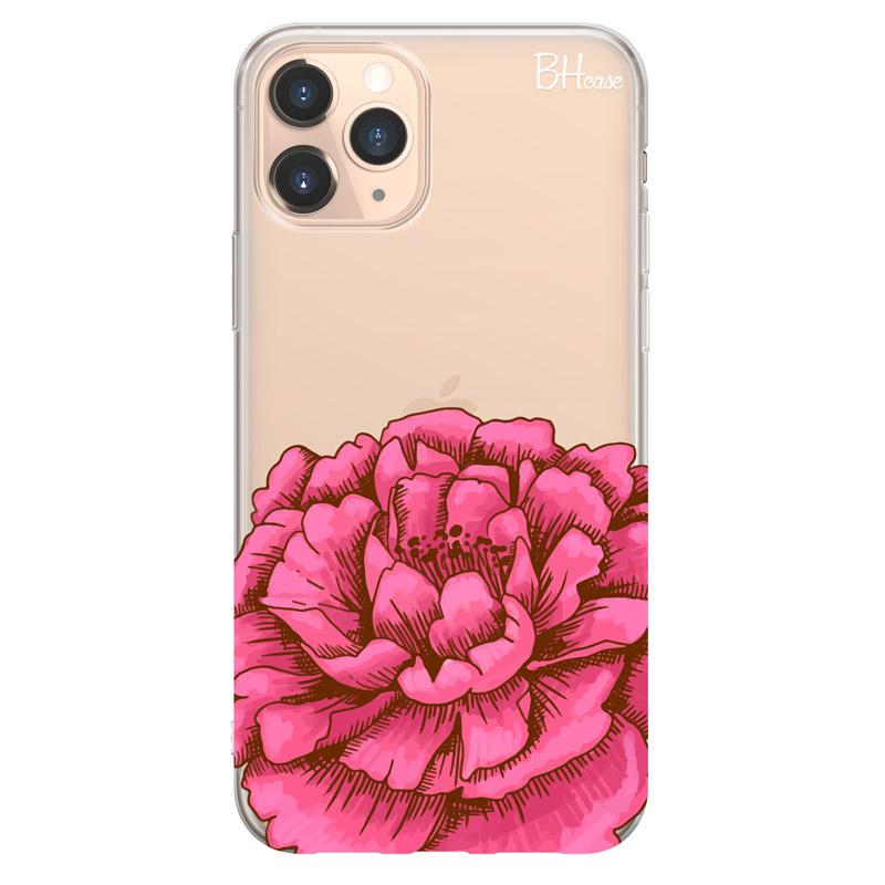Peony Pink Coque iPhone 11 Pro Max