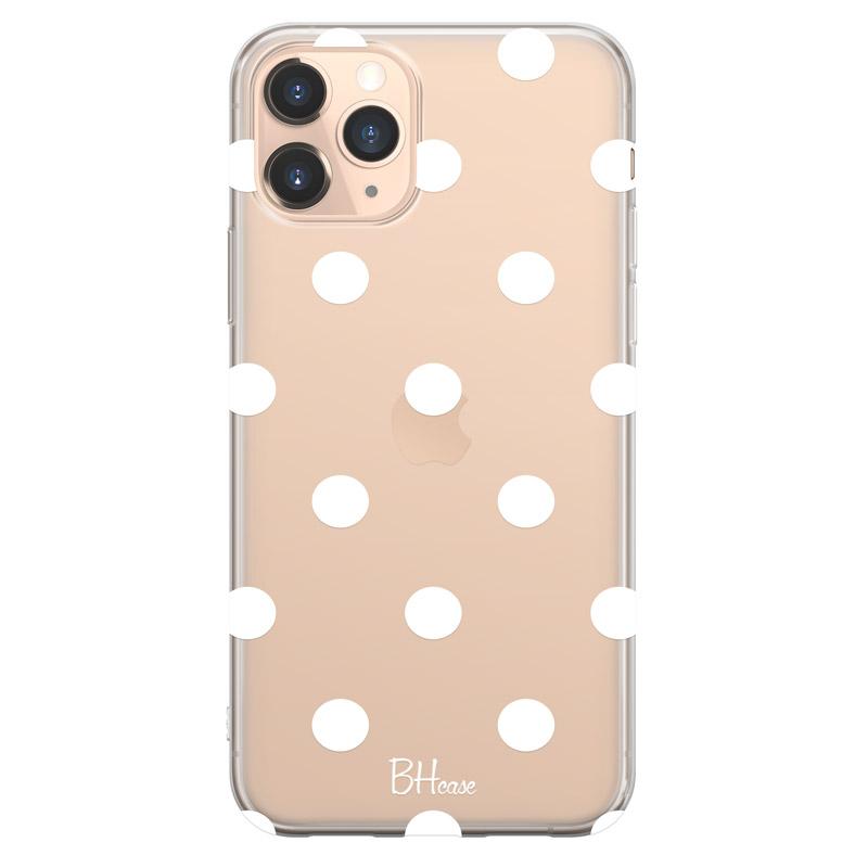 Polka Dots Coque iPhone 11 Pro Max