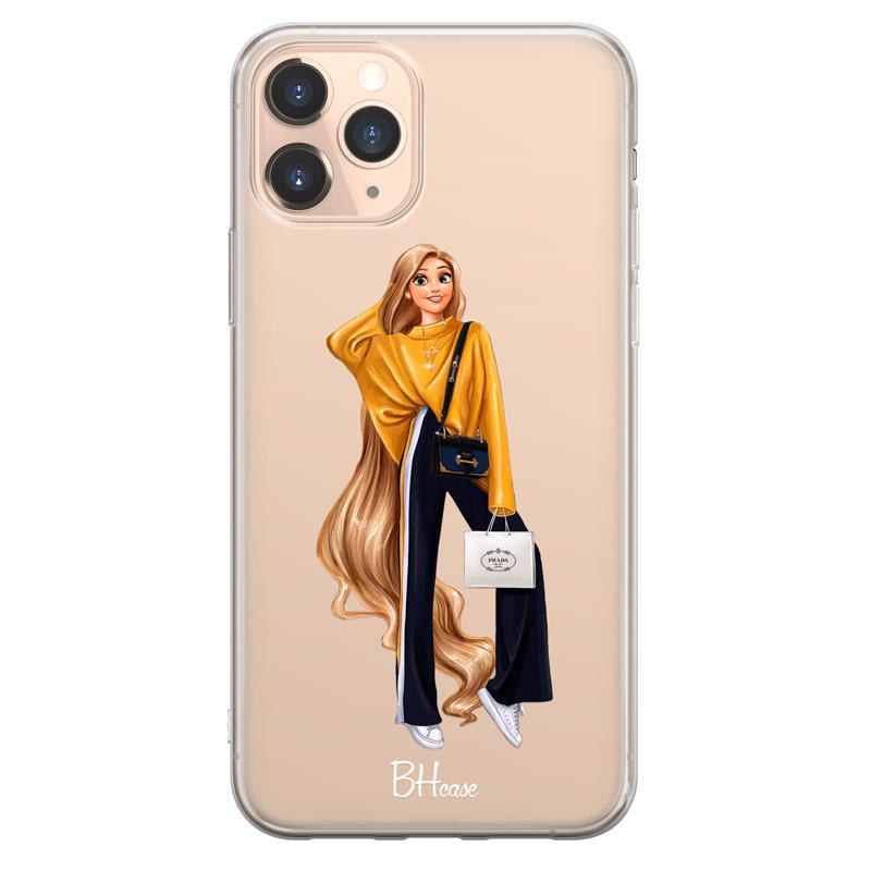 Punzel Girl Coque iPhone 11 Pro Max
