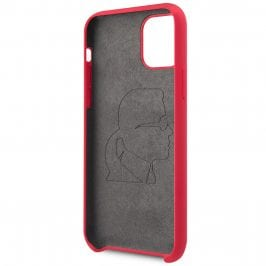 Karl Lagerfeld Iconic Body Red Coque iPhone 11