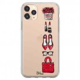 Red Fashion Coque iPhone 11 Pro Max