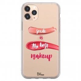Smile Is The Best Makeup Coque iPhone 11 Pro Max