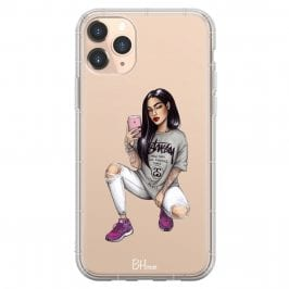 Stussy Girl Coque iPhone 11 Pro Max