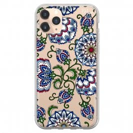 Vintage Floral Coque iPhone 11 Pro Max