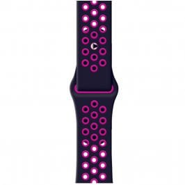 Sport Bracelet Apple Watch 38/40mm Black/Pink Large