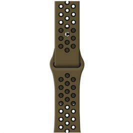 Sport Bracelet Apple Watch 38/40mm Olive Flak Large
