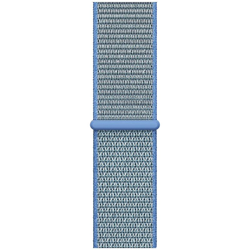 Nylon Bracelet Apple Watch 38/40mm Tahoe Blue