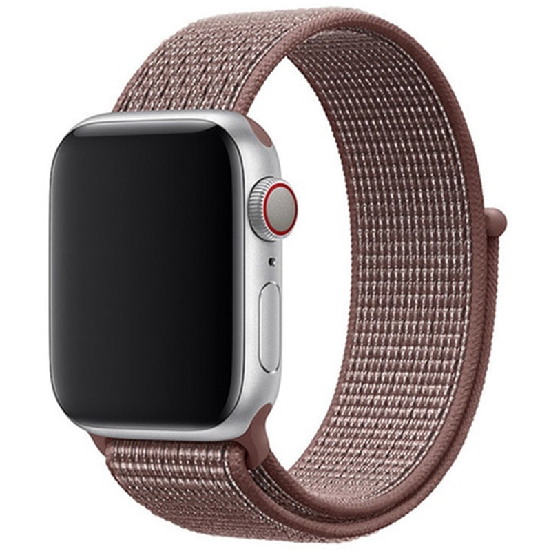 Nylon Bracelet Apple Watch 42/44mm Smokey Mauve
