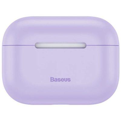 Baseus AirPods Pro Silicone Purple Case