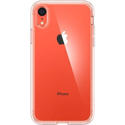Spigen Ultra Hybrid Crystal Clear Coque iPhone XR