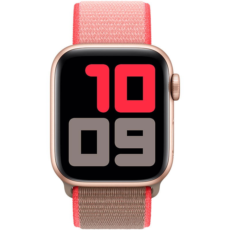 Nylon Bracelet Apple Watch 38/40mm Neon Pink
