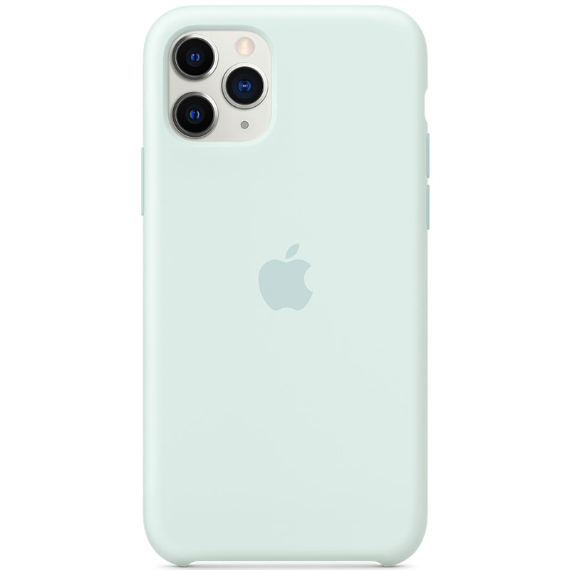 Apple Seafoam Silicone Coque iPhone 11 Pro