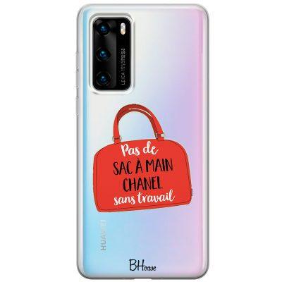 Pas De Sac À Main Chanel Sans Travail Coque Huawei P40