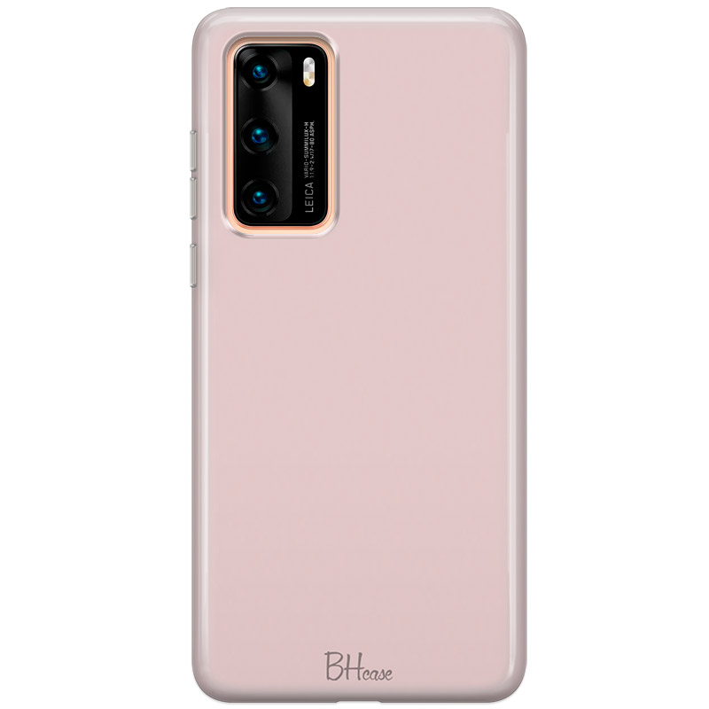 English Lavender Color Coque Huawei P40