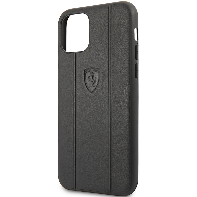 Ferrari Off Track Black Coque iPhone 11