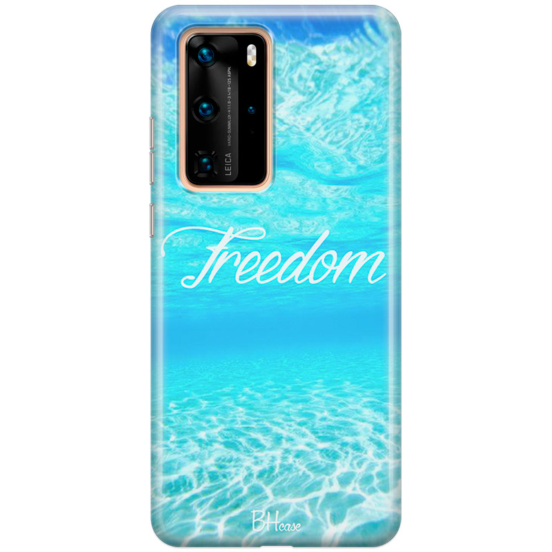 Freedom Coque Huawei P40 Pro