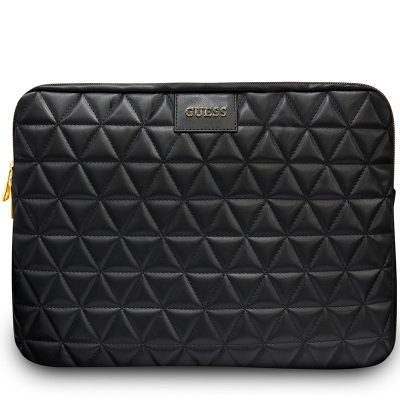 "Guess Quilted Coque Notebook 13"" Black"