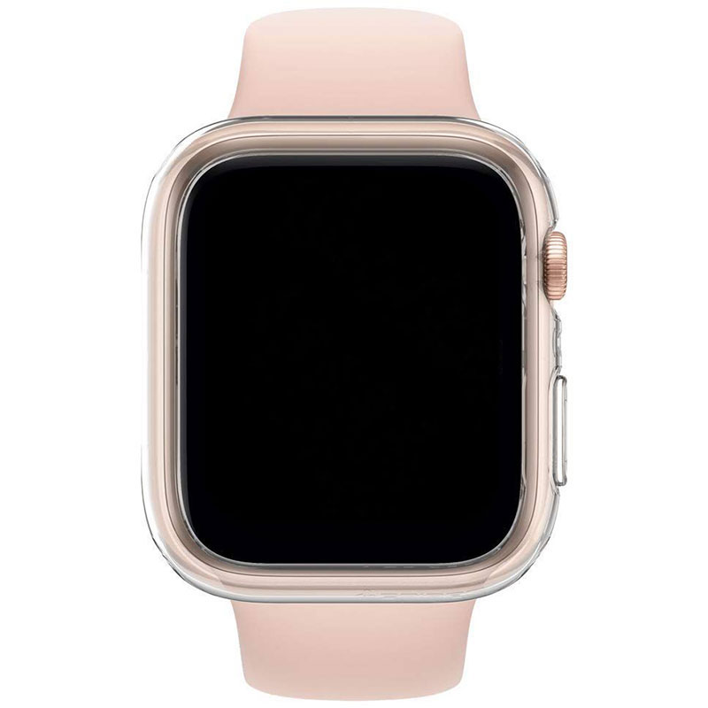 Transparent Silicone Coque Apple Watch 40mm