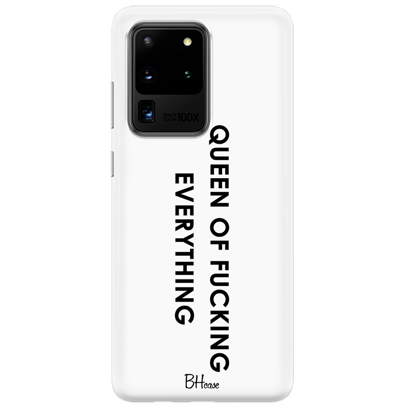 Queen Of Everything Coque Samsung S20 Ultra