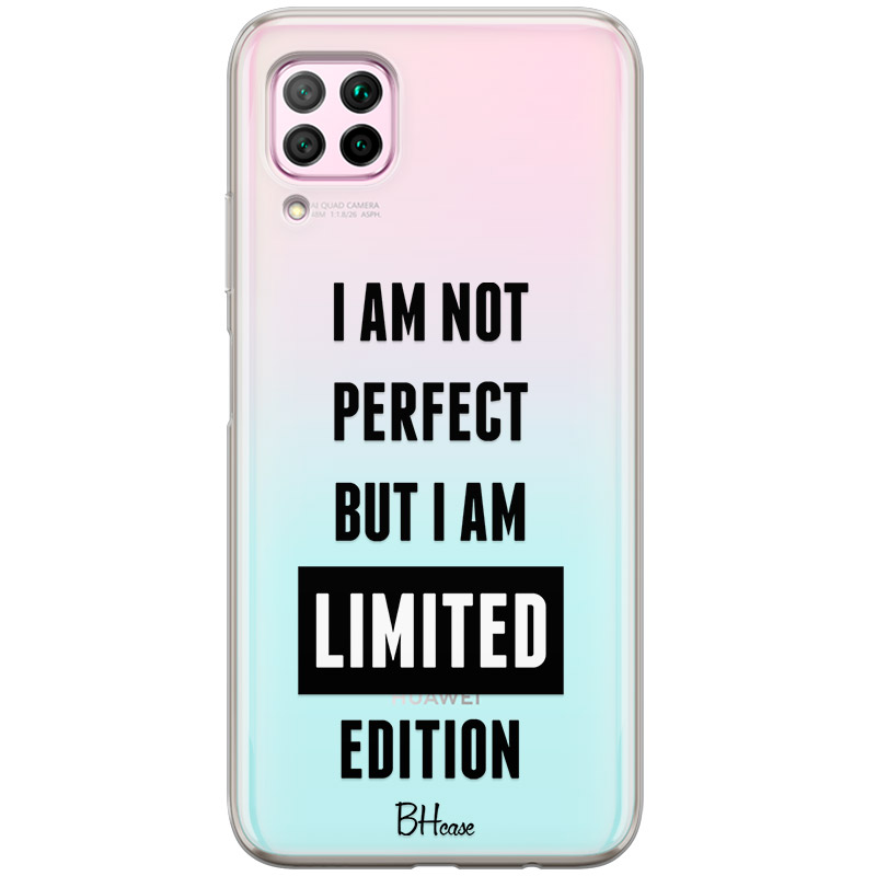 I Am Limited Edition Coque Huawei P40 Lite