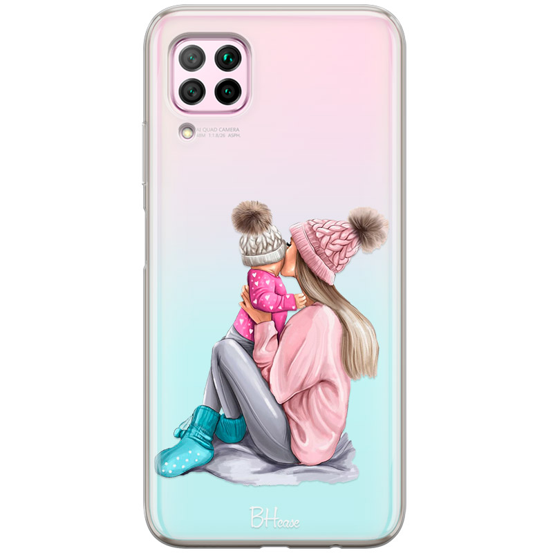 Mother's Kiss Coque Huawei P40 Lite