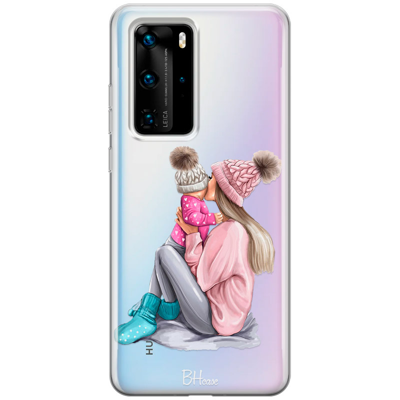 Mother's Kiss Coque Huawei P40 Pro