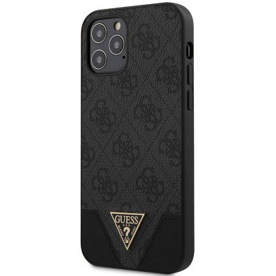 Guess 4G Triangle Grey Coque iPhone 12/12 Pro